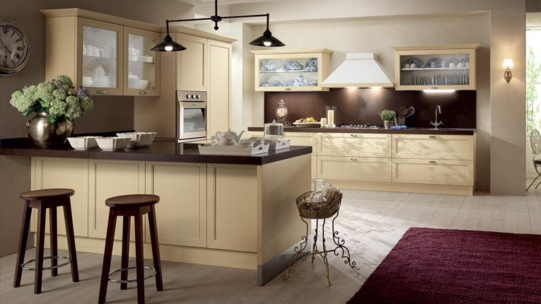 Beautiful Sala E Cucina Insieme Gallery - Skilifts.us - skilifts.us