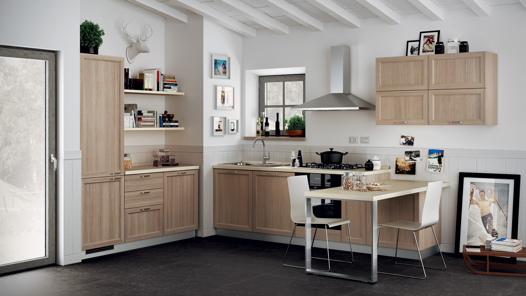 Highland for Scavolini cabinets