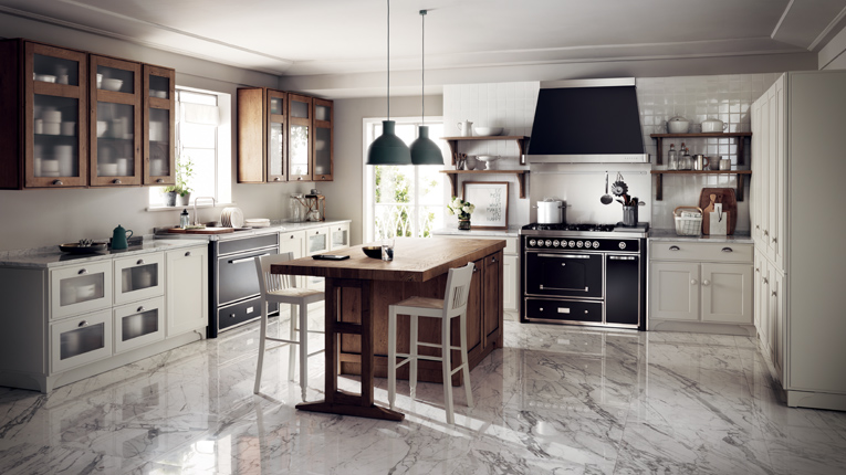 Cucine Country Bianche. Cucine Bianche Country Chic In Muratura ...